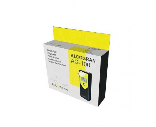 Алкотестер персональный Алкогран AG-100
