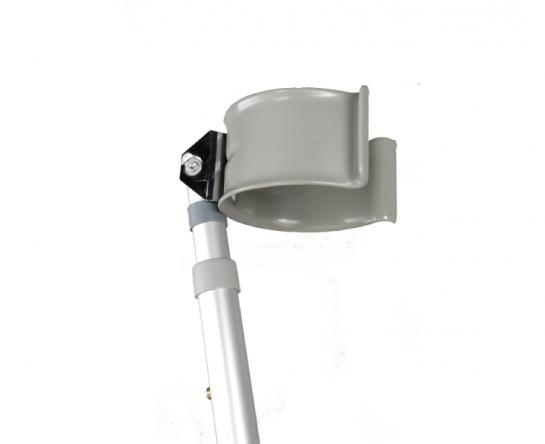 Костыли с опорой под локоть 10076/U (большой) с выдвижным устройством против скольжения