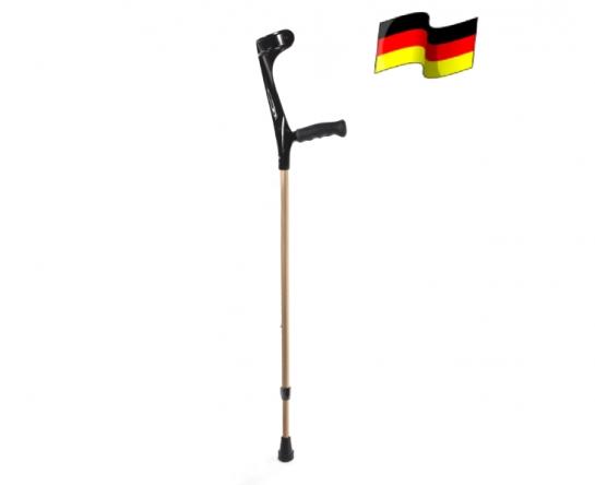 Костыли с опорой под локоть Ergo-Softgrip Fashion Line, Германия