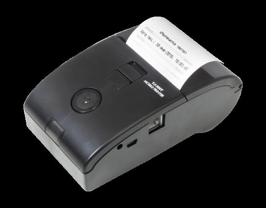 Принтер для алкотестера Динго Е-200