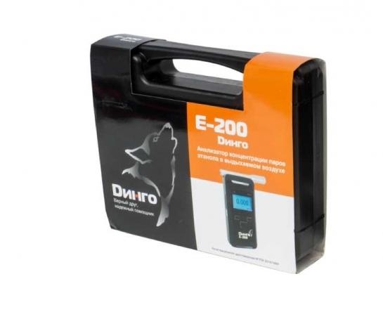 Алкотестер профессиональный Динго Е-200 без SD слота