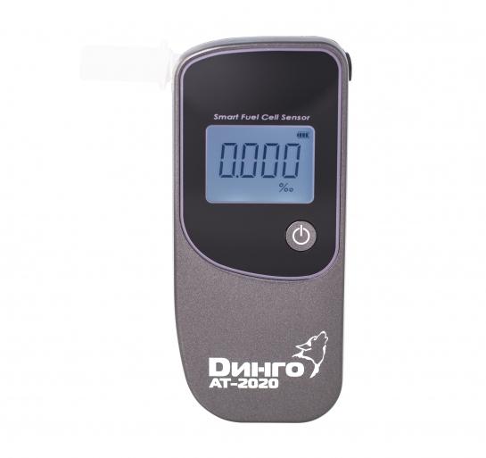 Алкотестер персональный Динго AT-2020