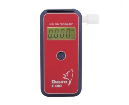 Алкотестер Динго E-010 (упрощенная комплектация)