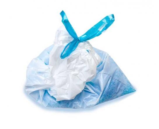 Bag 20 Barry пакеты с абсорбирующей подушкой