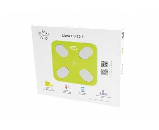 Умные весы-анализаторы состава тела Libra CS 20F