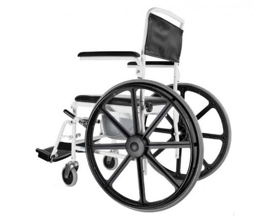 Кресло-каталка с санитарным устройством W24 Barry