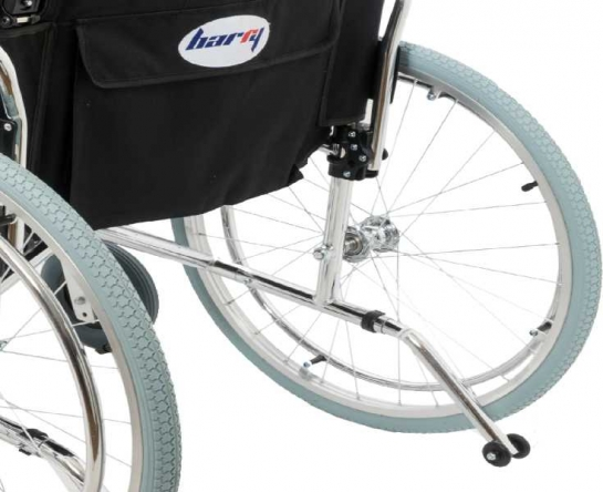 Кресло-коляска повышенной грузоподъемности Barry R2