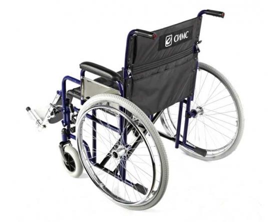 Кресло-коляска повышенной грузоподъемности Barry R3
