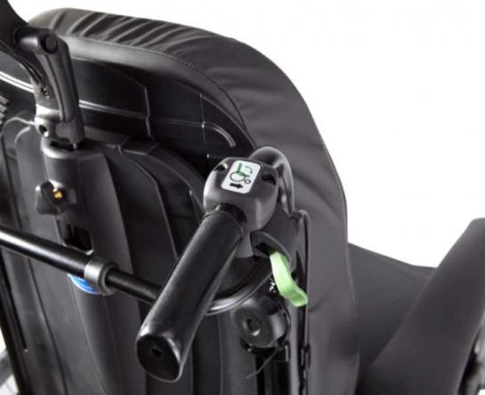 Кресло-коляска пассивная Rea Clematis (Invacare)