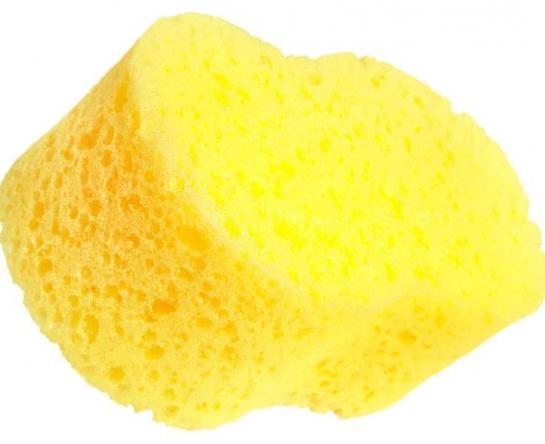Мочалка с ручкой Barry Sponge