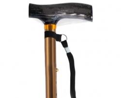 Трость складная 10121 c устройство против скольжения (УПС)