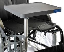 Столик-поднос для кресел-колясок 10858 mediQ
