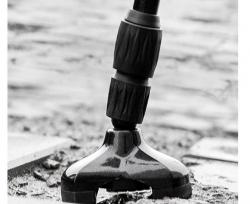 10018U Резиновая насадка для костылей и тростей