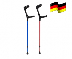 Костыли с опорой под локоть Vario Line Ergo-Grip Fashion Line, Германия