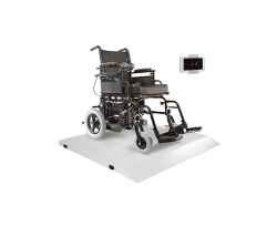 Весы медицинские с платформой и аккумулятором Soehnle Professional 7808.01.002