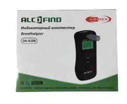 Алкотестер персональный Alcofind DA-8100