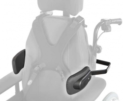 Фиксаторы туловища для кресел-колясок Rea Clematis и Rea Azalea