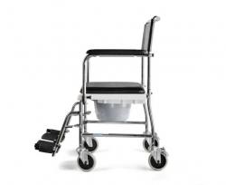 Кресло-каталка с санитарным устройством W2 Barry