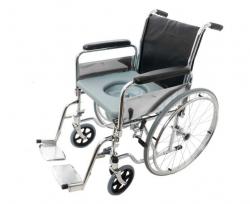 Кресло-каталка с санитарным устройством W5 Barry