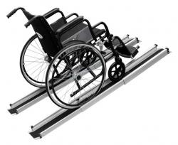 Пандусы для кресел-колясок трёхсекционный 10298