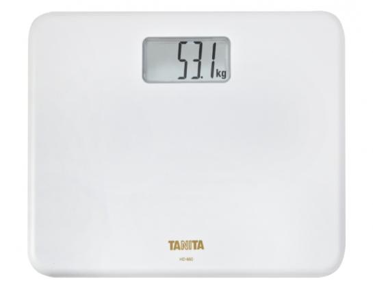 Весы бытовые электронные Tanita HD-660