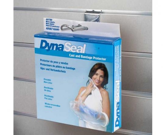 Защитный детский чехол на руку для водных процедур 60788/R, длина 55 см.